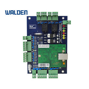 Wiegand คู่ประตู RFID Access Control BOARD TCP IP WEB Access Controller ฟรี SDK