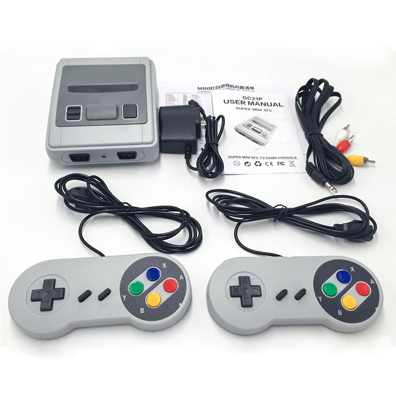 YLW 공장 8 Bit Mini 휴대용 Video Console Game Player 지은 in 621 Retro Games