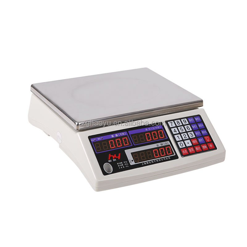 the scales 30kg digital scale 666S business industrial count acs weighing scale manual