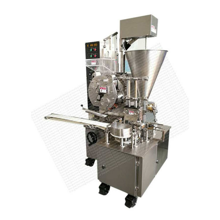 Stainless steel momo making machine/chinese snacks maker/steamed stuffed bun machine
