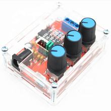 Hot selling Function Signal Generator DIY Kit Sine/Triangle/Square Output 1Hz-1MHz Signal Generator XR2206