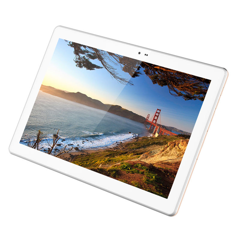 10 Inch Android Smart Touch Pad 8000 MAh Tablet dengan Stylus