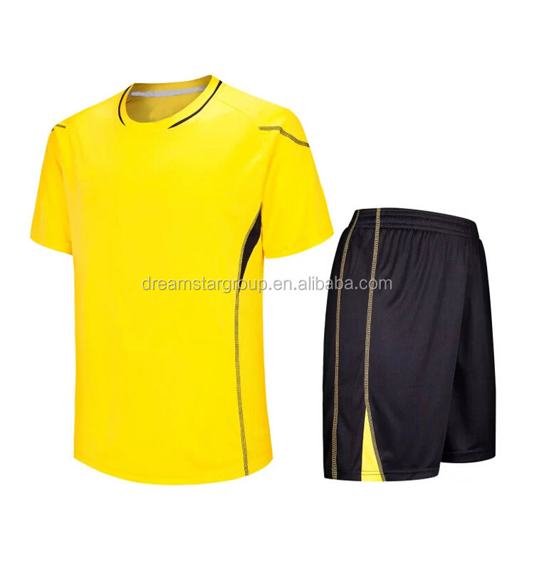 Cheap Football Uniforms Thai Quality Soccer Training Jersey Stock