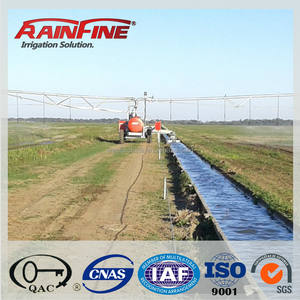 China Rainfine Cost Effective and Maximum Performance Side Roll Irrigation