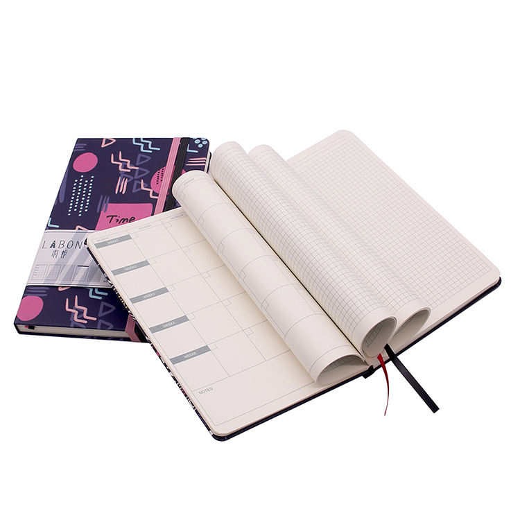 Planner Planner A5 Planner Printing Custom Cheap A5 Hardcover Undated Paper School Agenda Notebook Planner Printing 2020