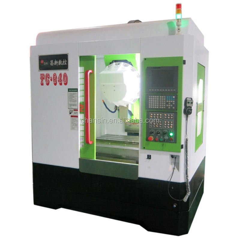 Made in China Vertical CNC Drilling Tapping Center