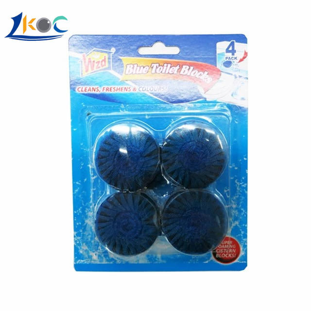 50g Each Toilet Cistern Blue Tablets Blocks Loo Deodorant Cleaner/ blue automatic toilet bowl tablet