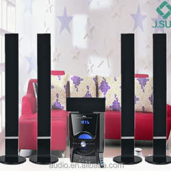Strong bass Hifi tower home theater speaker