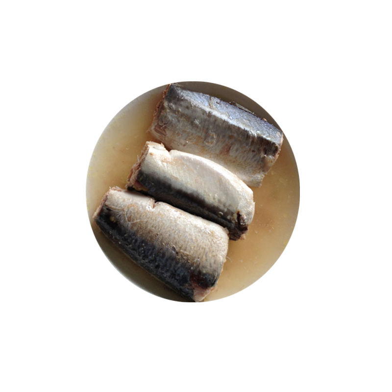 Canned Mackerel from Chile 425g