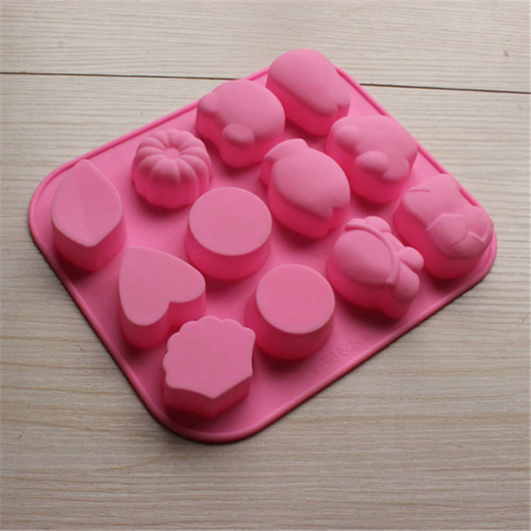 hot sale food grade silicone cake mold BPA free for making cake