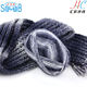 hot sale fancy yarn factory huicai supply new design popular air spun yarns for hand knitting scarf
