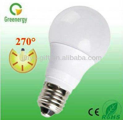greenergy горячее надувательство 10w 800lm 270 градусов светодиодное освещение светодиодные лампы китай мануфактуры