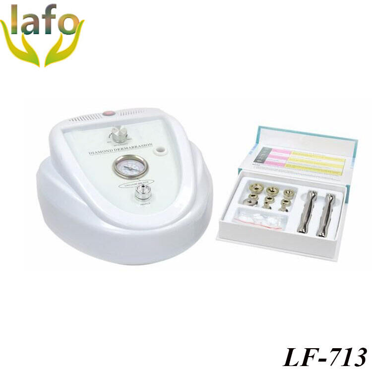 LF-713 precio de fábrica micro dermoabrasión diamante peeling máquina dermoabrasión