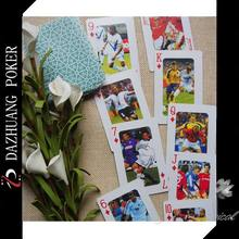 WORLD CUP FOOTBALL PLAYING CARDS