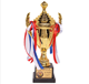 Wholesale cheap custom metal sport gold award world cup trophies and medals