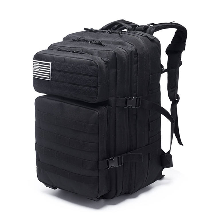 Outdoor Sports Tactical Molle Large Capacity 3P Backpack