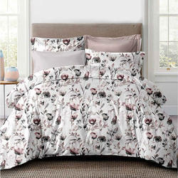 Popular design printing floral printed 100%polyester bedding