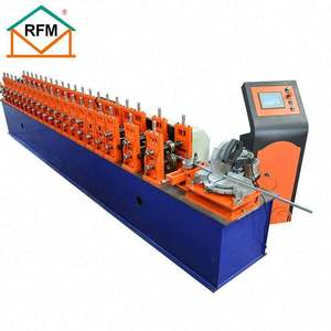 Discount Square Steel Profiles Square Tube Roll Forming Machines Pipe Tube Production Line for Sale