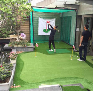 Venda quente Golf Putting Mat/rooftop putting mat
