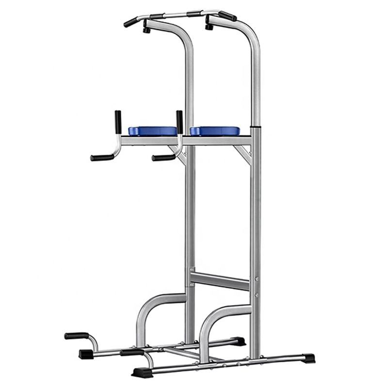 Fitness High Capacity Multi Function Power Tower Chin Up And Pull Up Bar