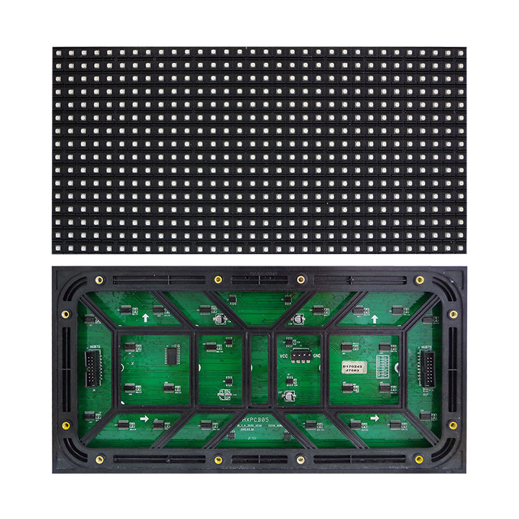 Cheap price waterproof IP65 full color SMD outdoor big video advertising 10mm pixel led screen