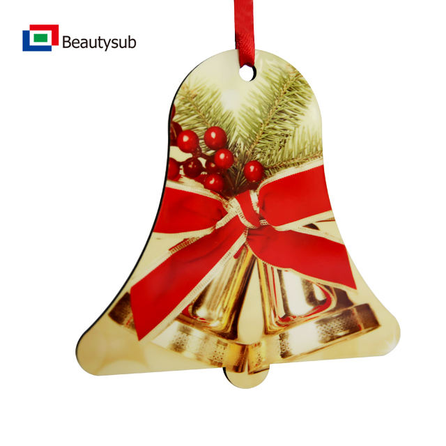 MDF ornaments for sublimation printing