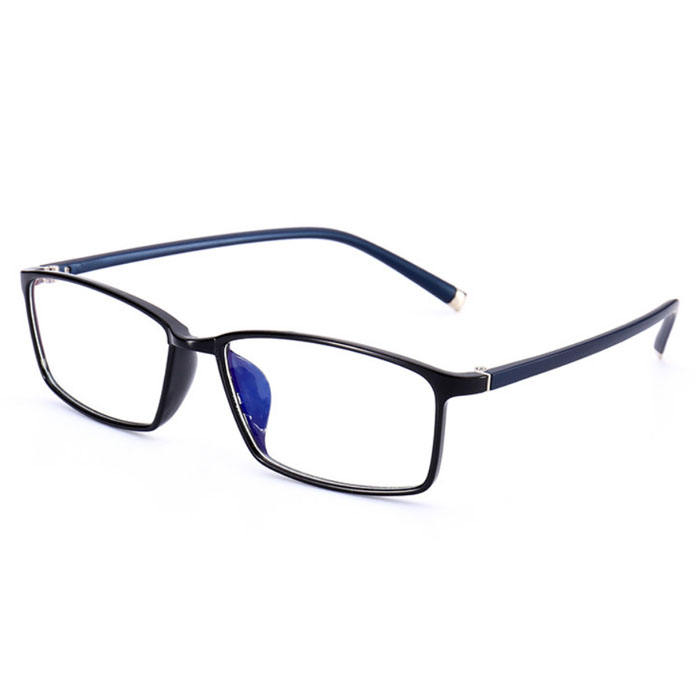 Fast shipping Custom Fashion women optical eyeglasses tr90 frame optics men