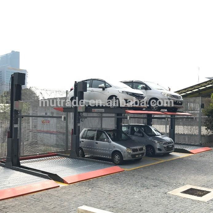Garage Parking Devices/ Valet Hydraulic Parking /Multi-level Car Parking System