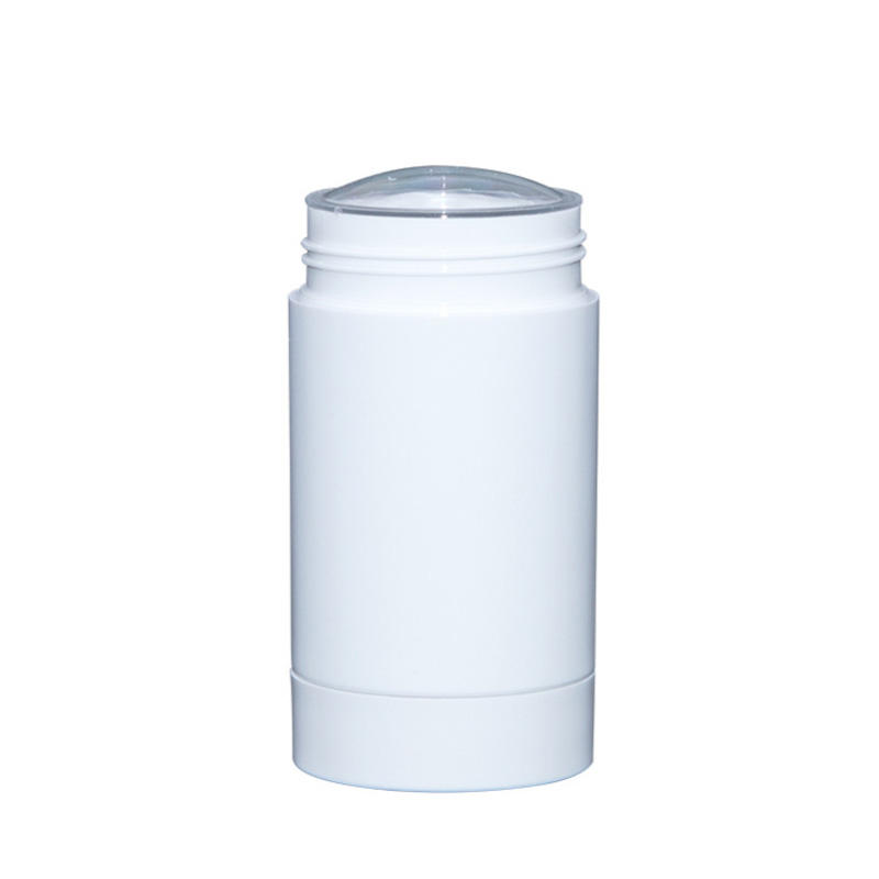 For Skin Care Cream Deodorant Stick Container Cosmetic Packaging AS Plastic 30g/50g/75g Twist Up Deodorant Tube / Bottle / Stick Containers Empty For Personal And Skin Care