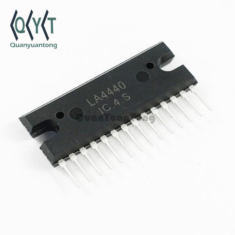 SIP14 marque Sanyo LA4440 circuit intégré-CASE