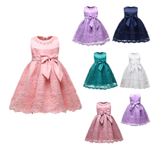 China New Arrival Product Wholesale Baby Frock Designs Korean Style Dresses