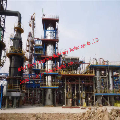 5000 TPD advanced technology mini crude oil refinery with turnkey plant