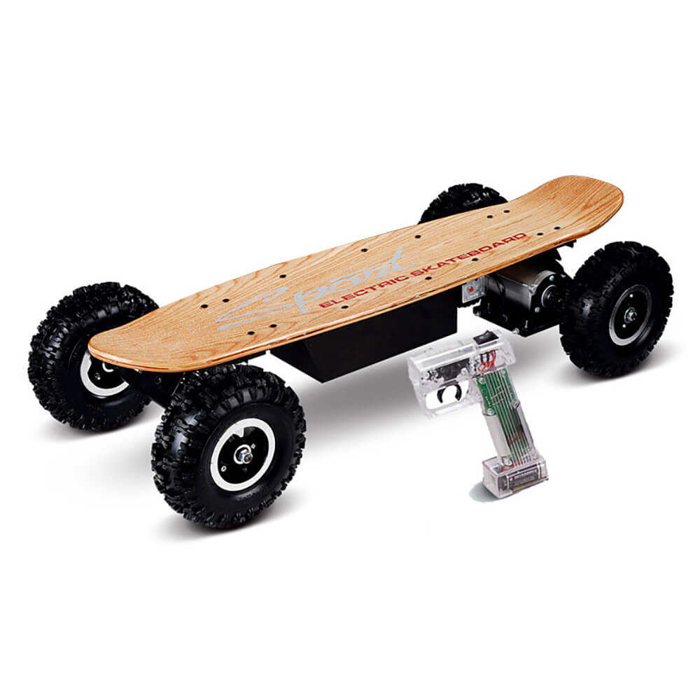 Bet Buy Wireless Remote Control 800W Electric Skateboard Battery Operated Battery Powered Skateboards