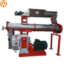 Wholesale manufacturers Strongwin animal chicken feed food pellet machine to make feed pellets