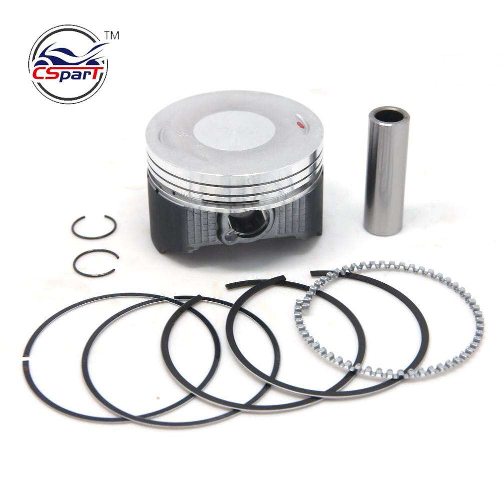 65.5MM 15MM Piston Rings Kit 250CC 165FMM ZongShen Loncin Kaya Xmotos Apollo orion Dirt Pit Bikes Parts