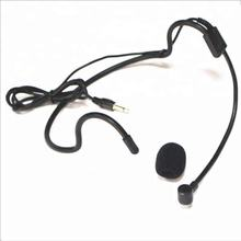 3.5mm headwore microphone lapel microphone tour guide and teacher microphone