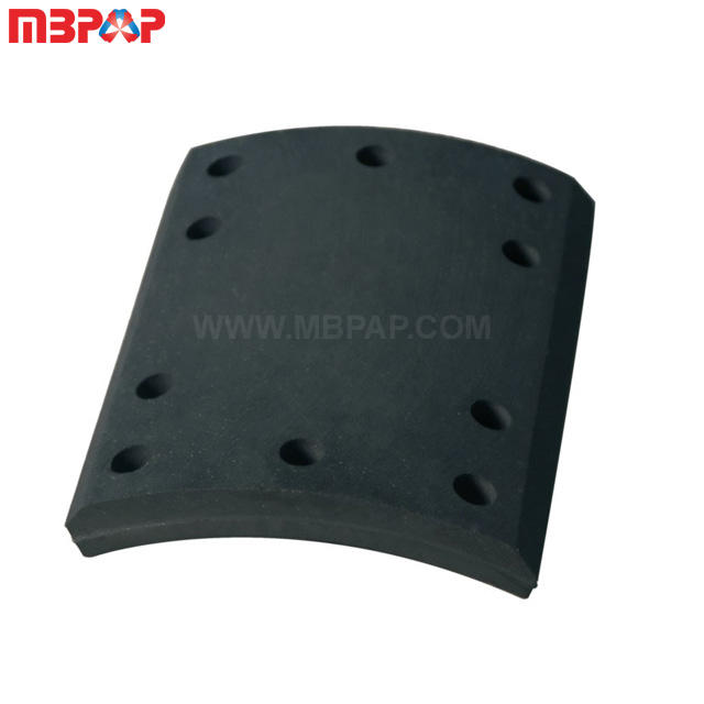 4692 11T automotive brake linings and pads wholesale for FUWA LI HJ