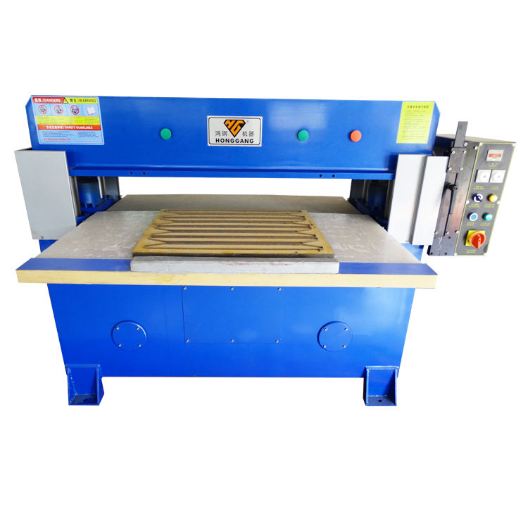 hot sale shoemaking plane hydraulic press clicking machine