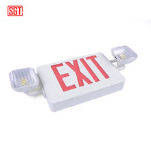 2019 exit sign prices battery powered emergency exit lights combo