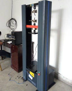 electronic power FRP pulling strength testing machine