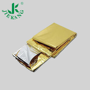 Disposable Recovery Mylar Foil Rescue Thermal Space First Aid Emergency Thermal Blanket With Cheap Price