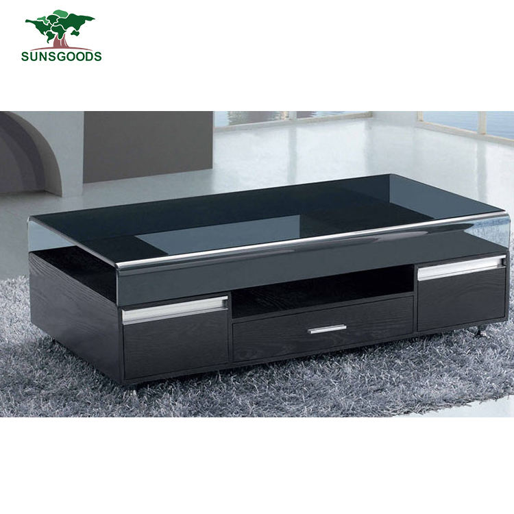 Top Quality Glass Coffee Table Foshan,Glass Square Coffee Table