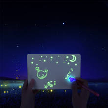 Aqua Magic Mat - Kids Painting Writing Doodle Board Toy - Color Doodle Drawing Mat Bring Magic Pens Educational Toys