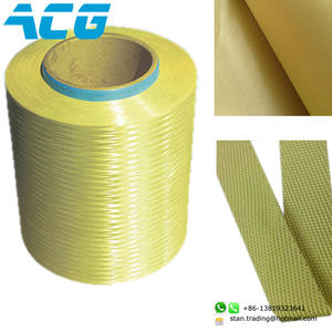 High Quality 1500D kevlar 1414 para aramid fiber