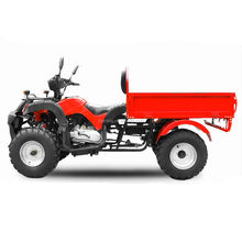 Four Wheels Street Legal Quad Bikes Farmer Utility Quad ATV 200cc Farming ATV Tipping