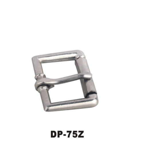 Zinc alloy nickel plated Wire Single Roller Buckles