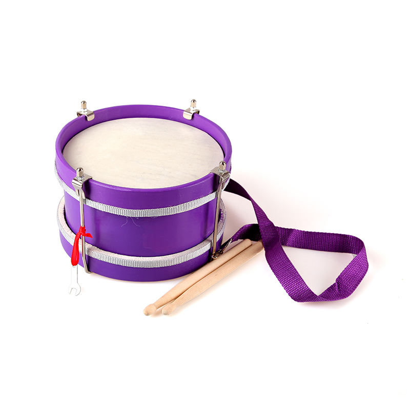 High quality wooden musical instrument marching drum