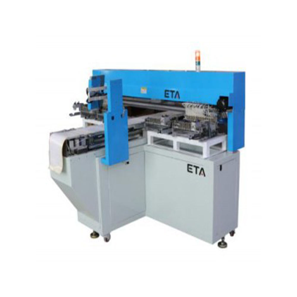 2019 LED Line SMT Factory Directly Sell PCB Mounting Machine ETA Max.1500C