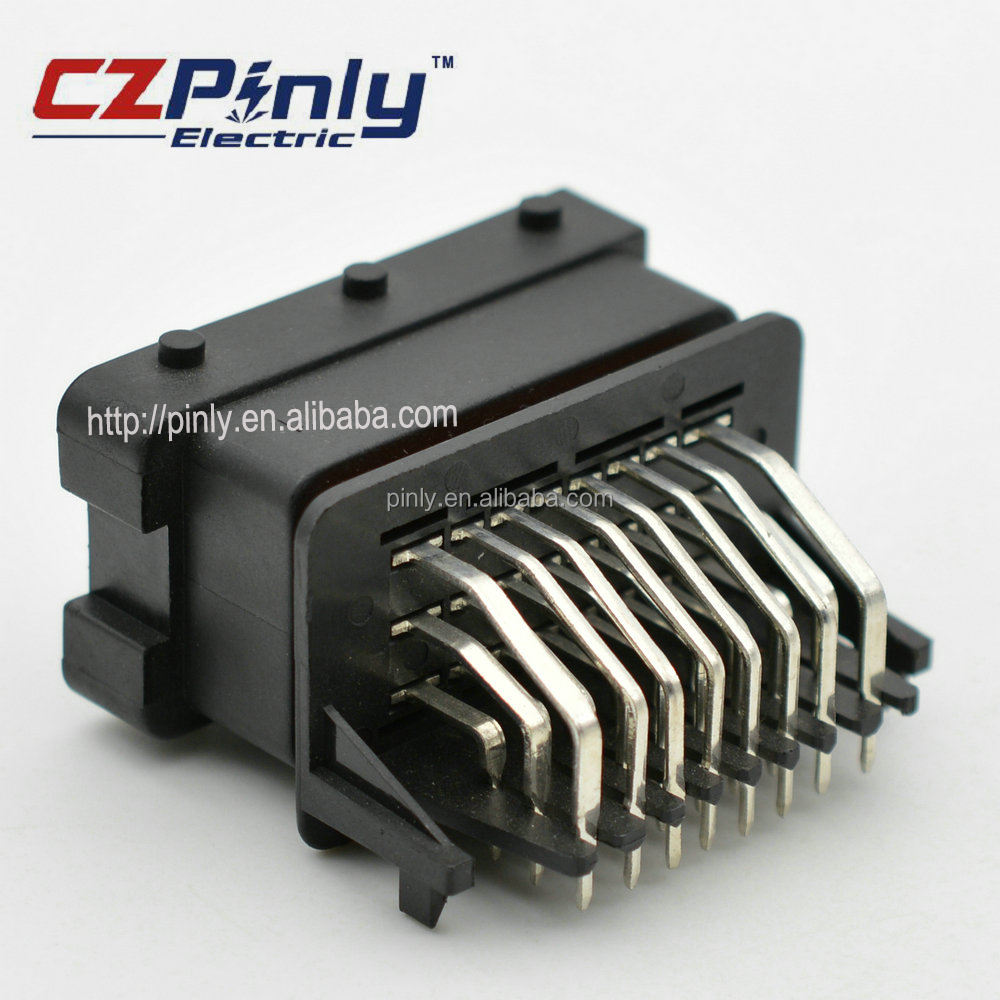 CNKF 5 Sets ECU MX23A34SF1 34 pin waterproof female auto connector with terminals