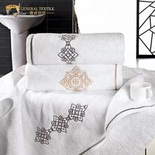 High quality 100% cotton gift hand towel sets